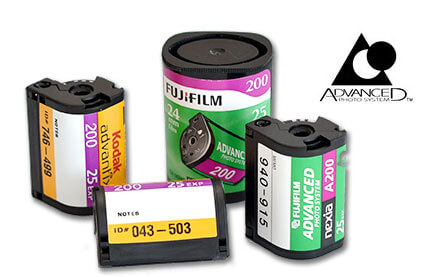 Mail order Advantix (APS) film developing from Process One
