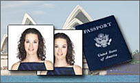 Passport and Visa photos.