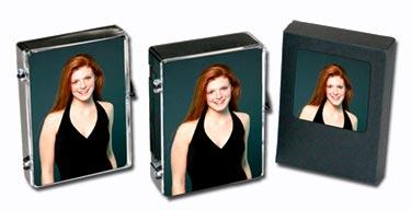 wallet size photo print boxes